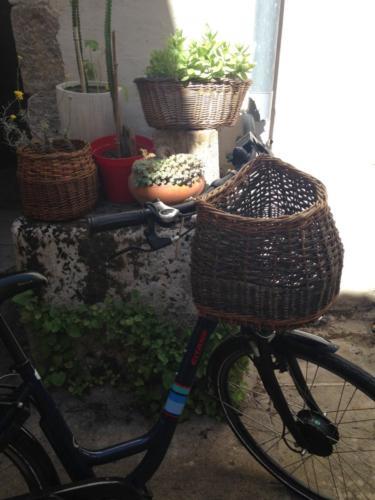 panier à vélo